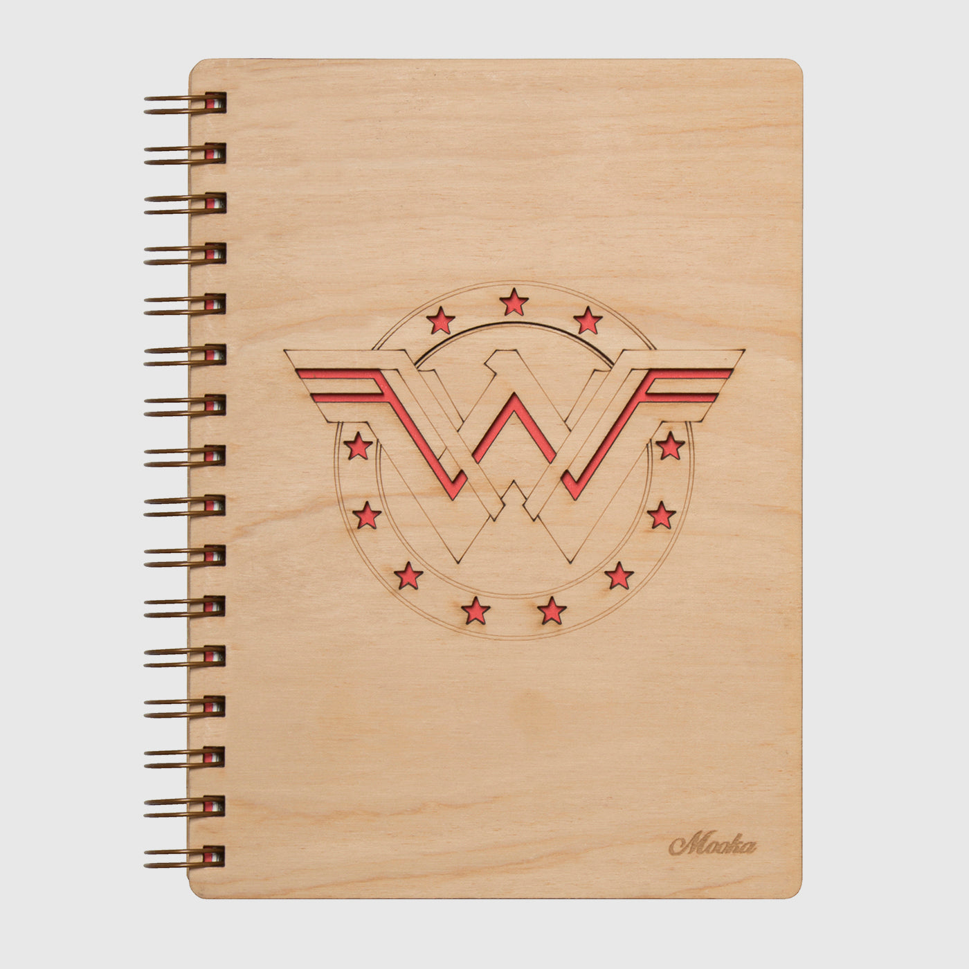 Notebook Madera Wonder A5