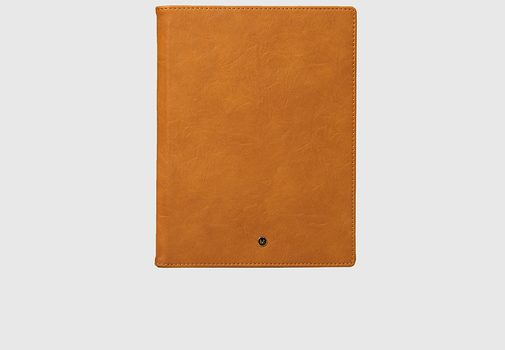 Notebook / Reporter Cover Quantum Brown A5