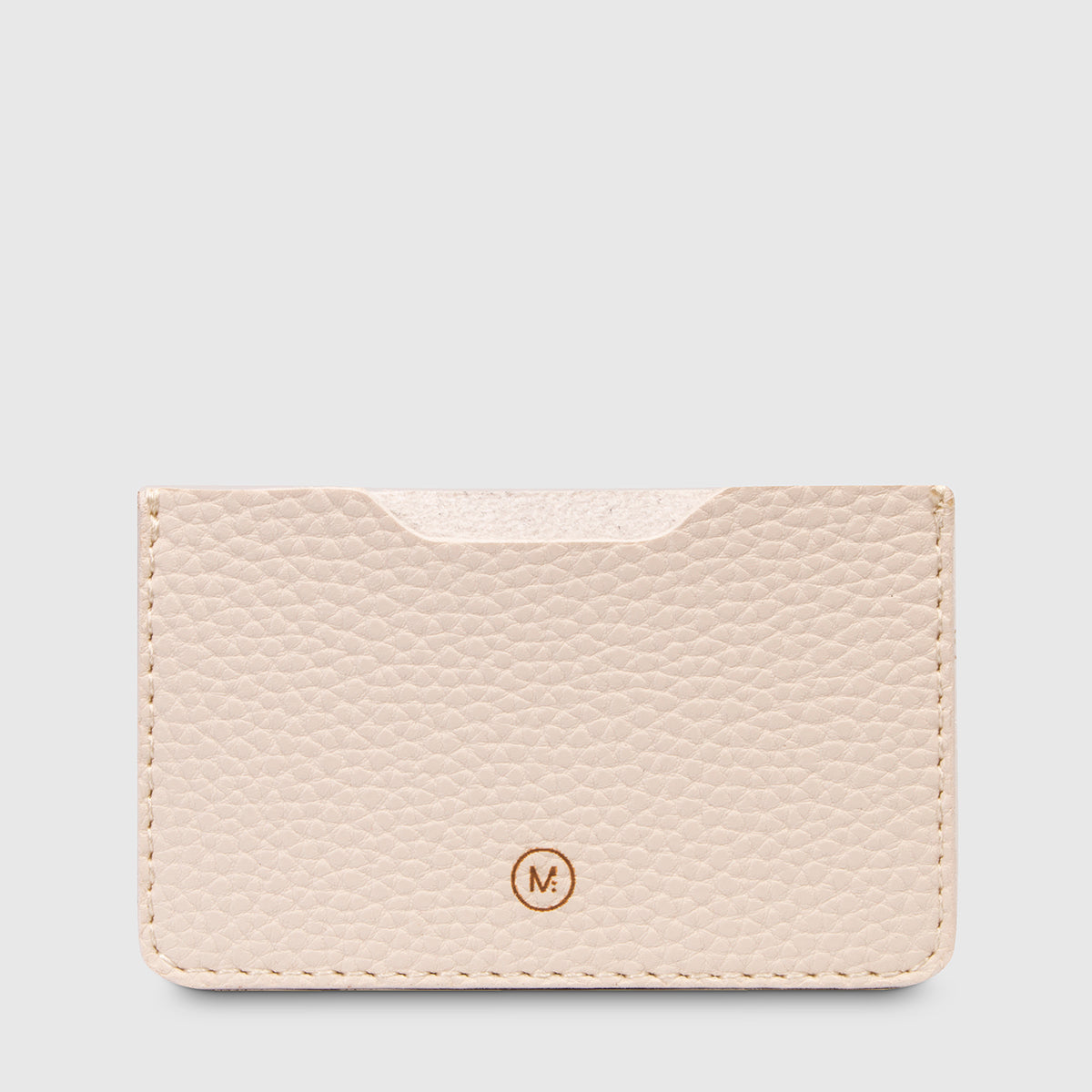 Royale Card Case Cream
