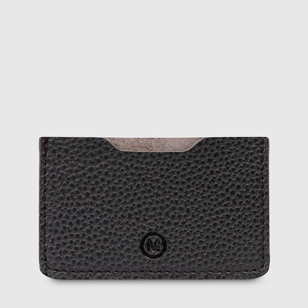 Royale Card Case Black
