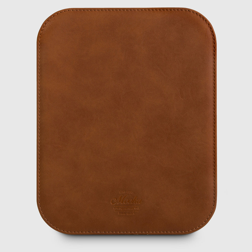 Square Brown Mouse Pad