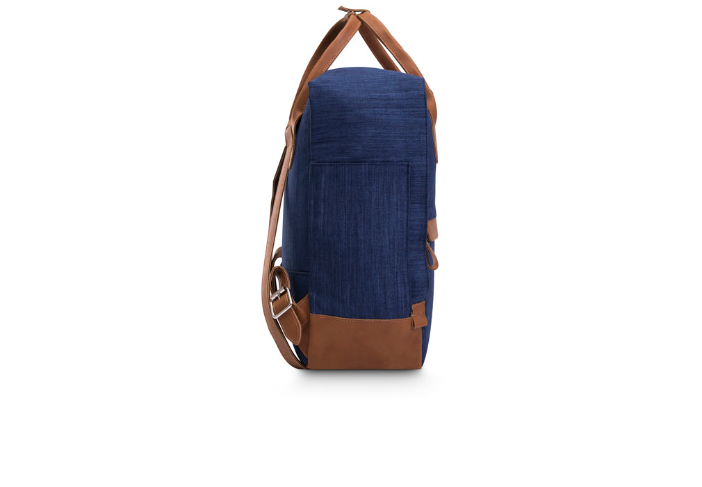 Chelsy Block Backpack