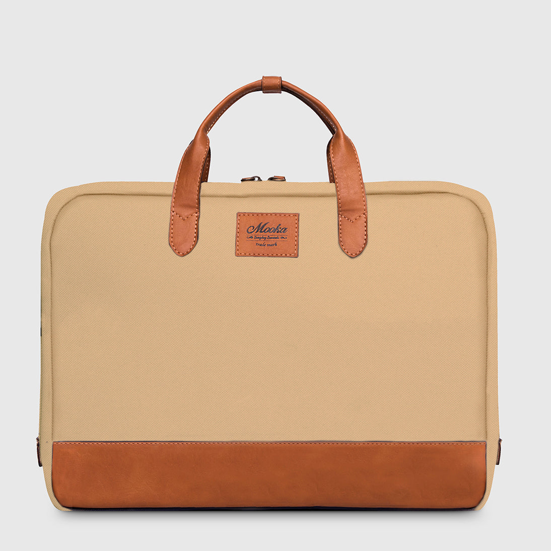 Briefcase York Kaki