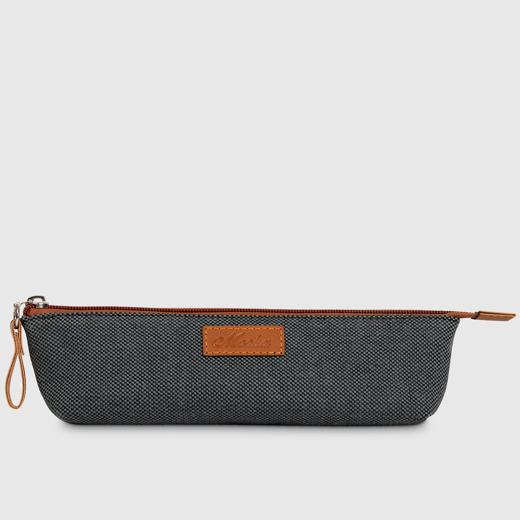 Berlin Pencil Pouch Blue Stone