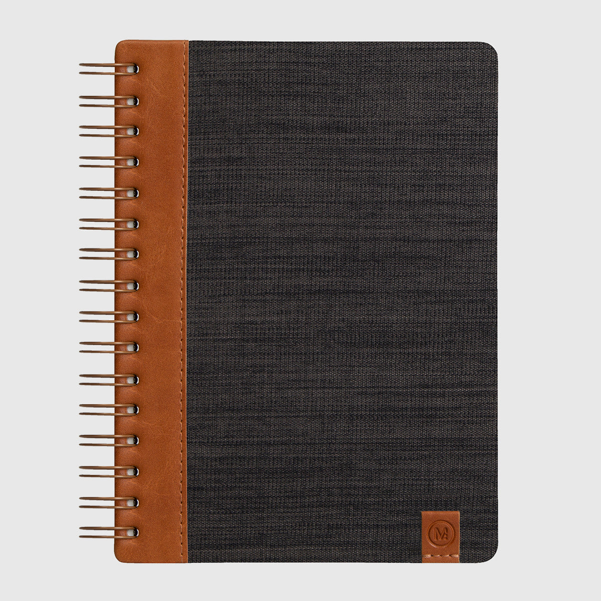 Chelsy Notebook Grey