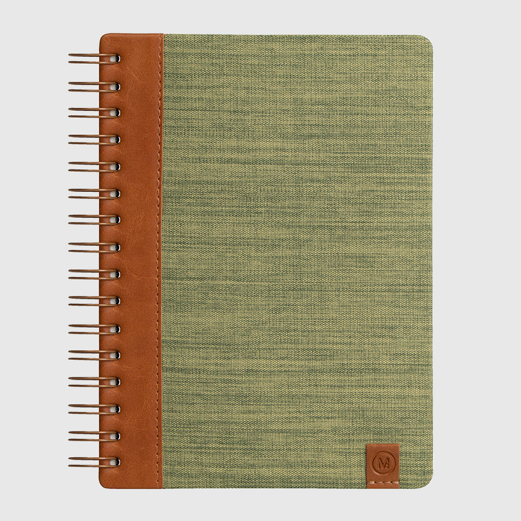 Chelsy Notebook Green