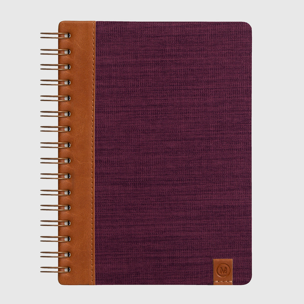 Chelsy Notebook Violet
