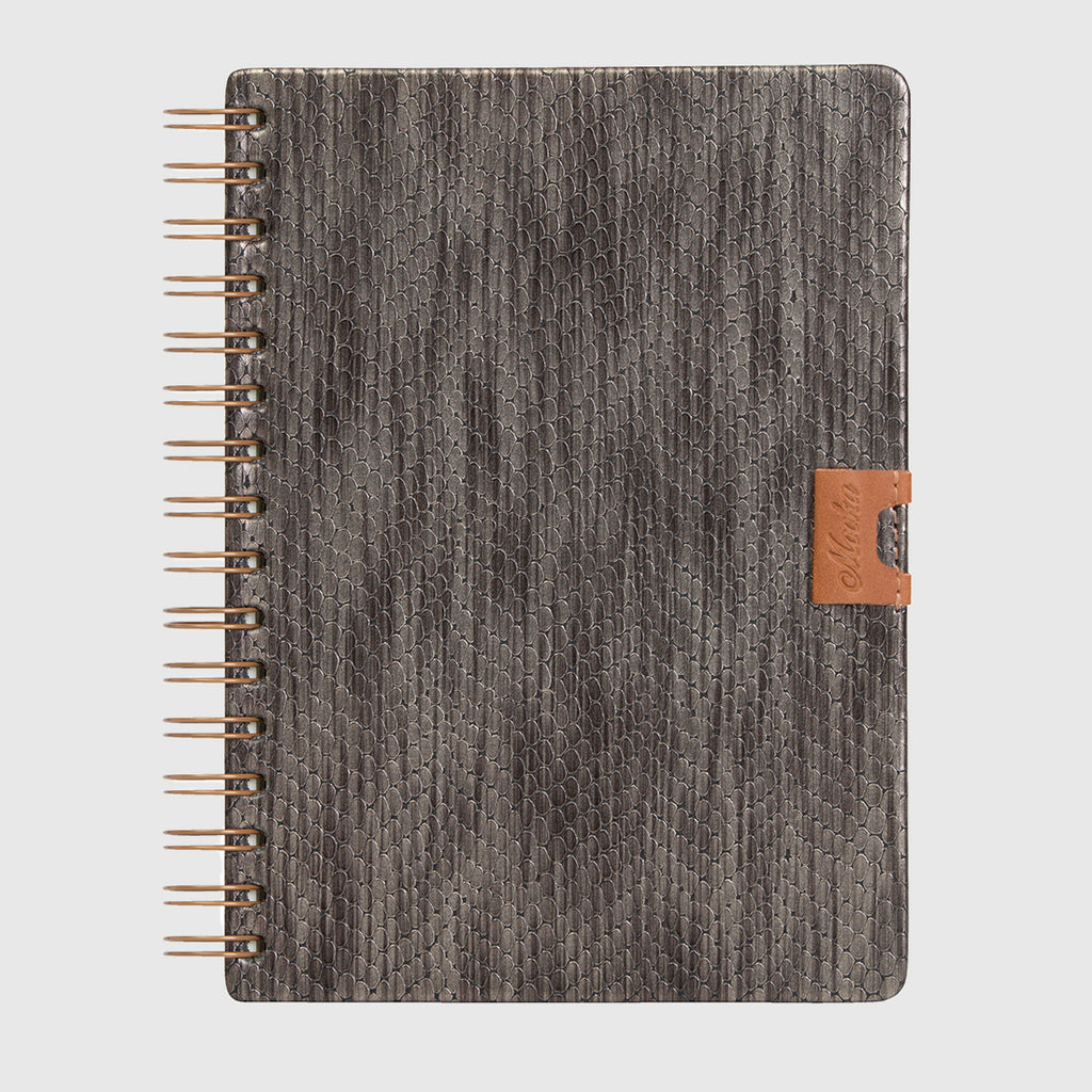Glam Notebook Positano Peltre