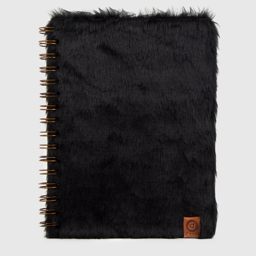 Glam Notebook True Black
