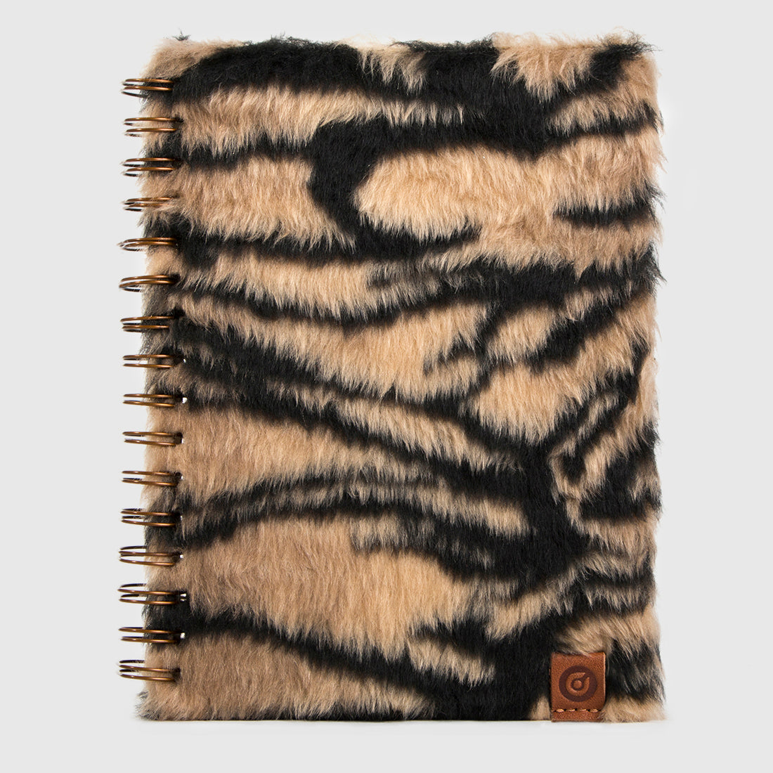 Glam Notebook Tigre