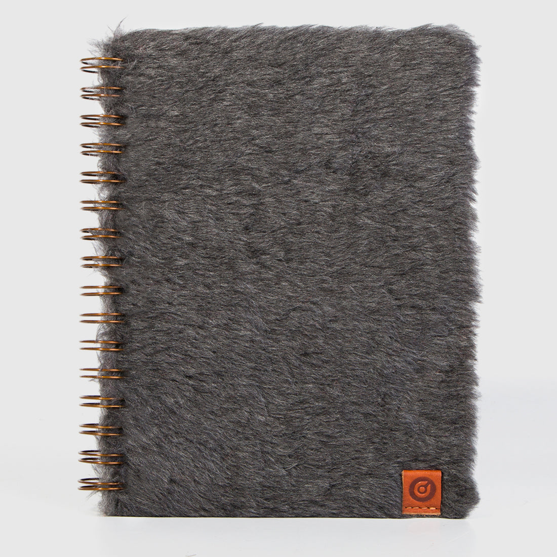 Glam Notebook Stone Grey