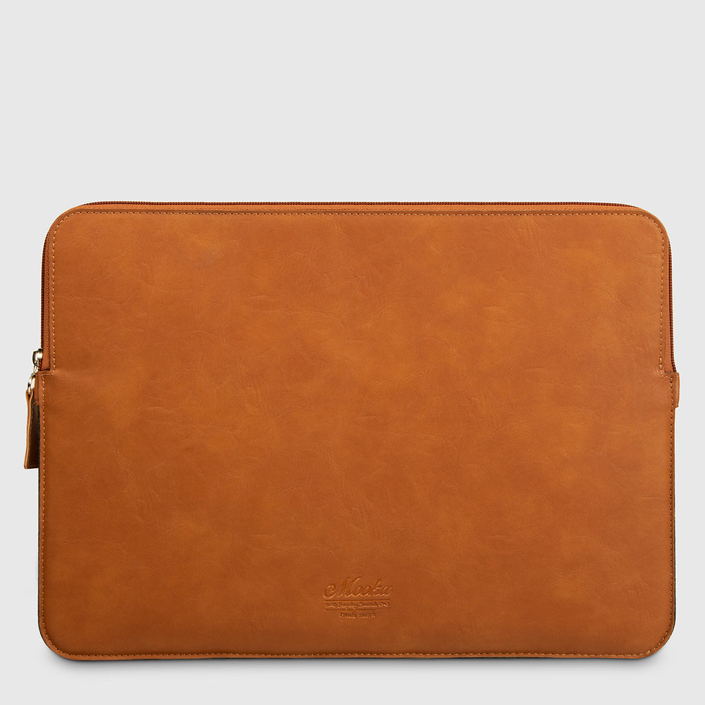 Slim Sleeve Apple Macbook Brown