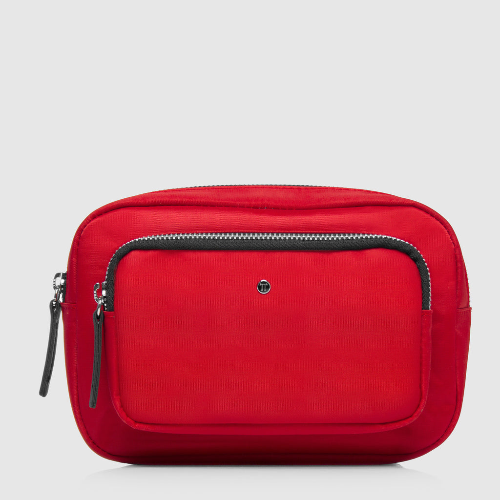 Lizzie Crossbody Red