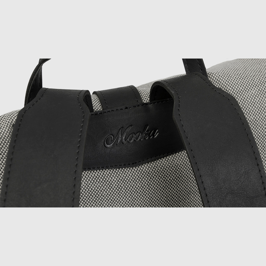 Lotus Backpack Black Marfil