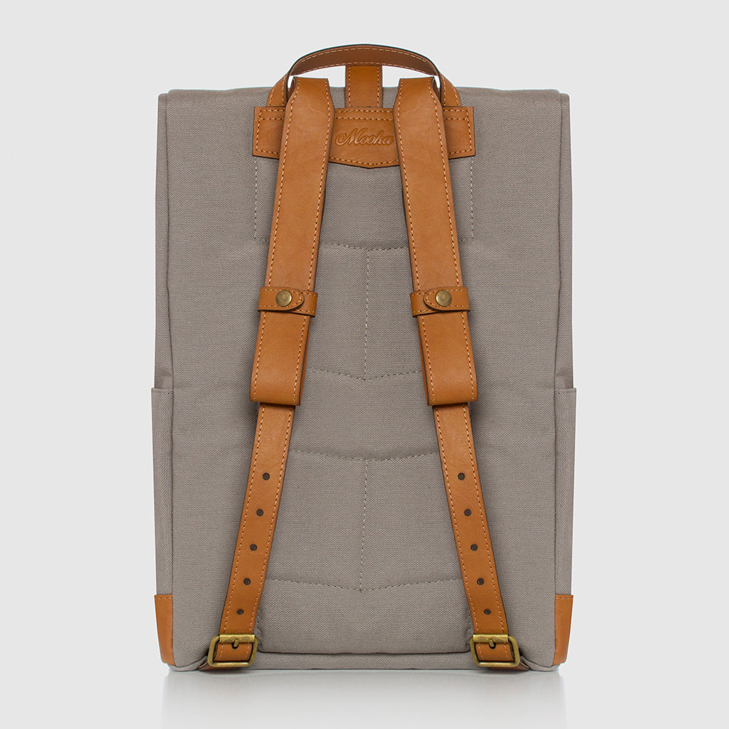 Lotus Backpack Grey