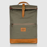 Lotus Backpack Mlitar Green