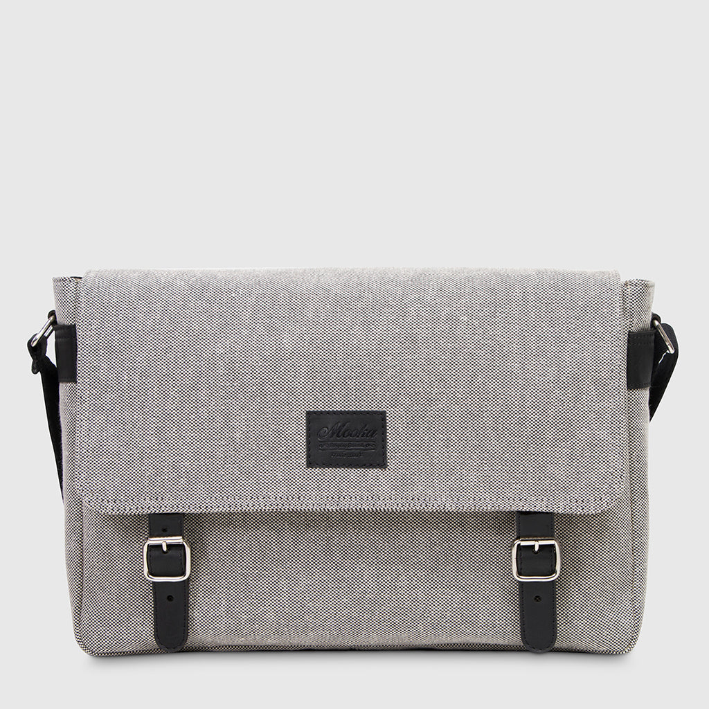 Messenger Berlin II Black Marfil