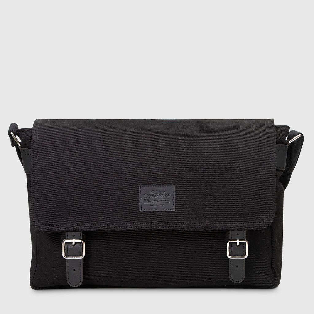 Messenger Berlin II Black