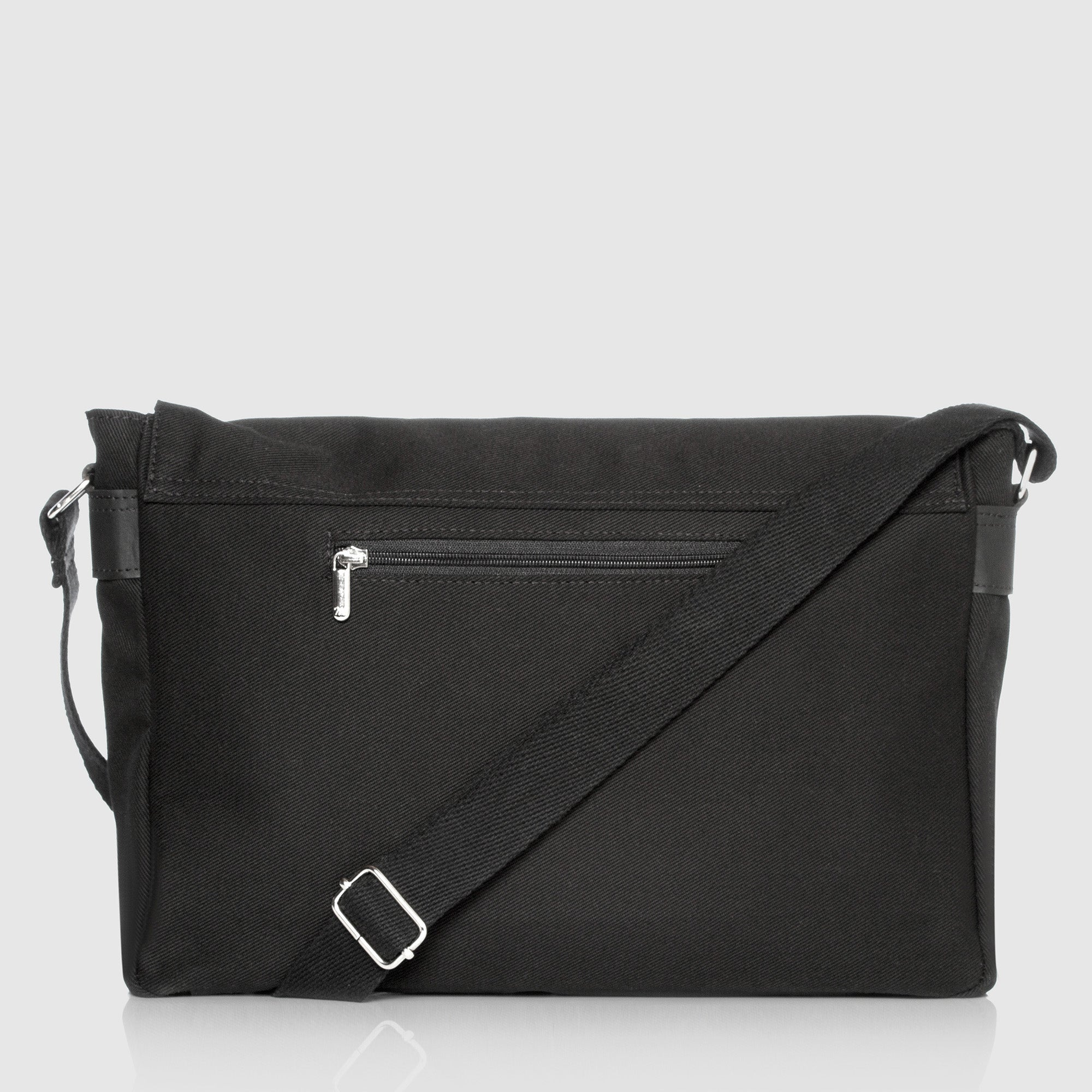 Messenger Berlin Black
