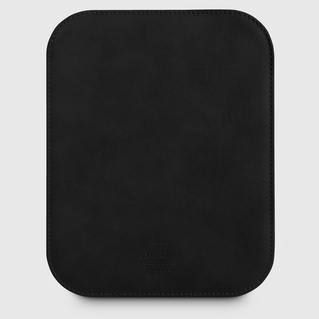 Square Black Mouse Pad