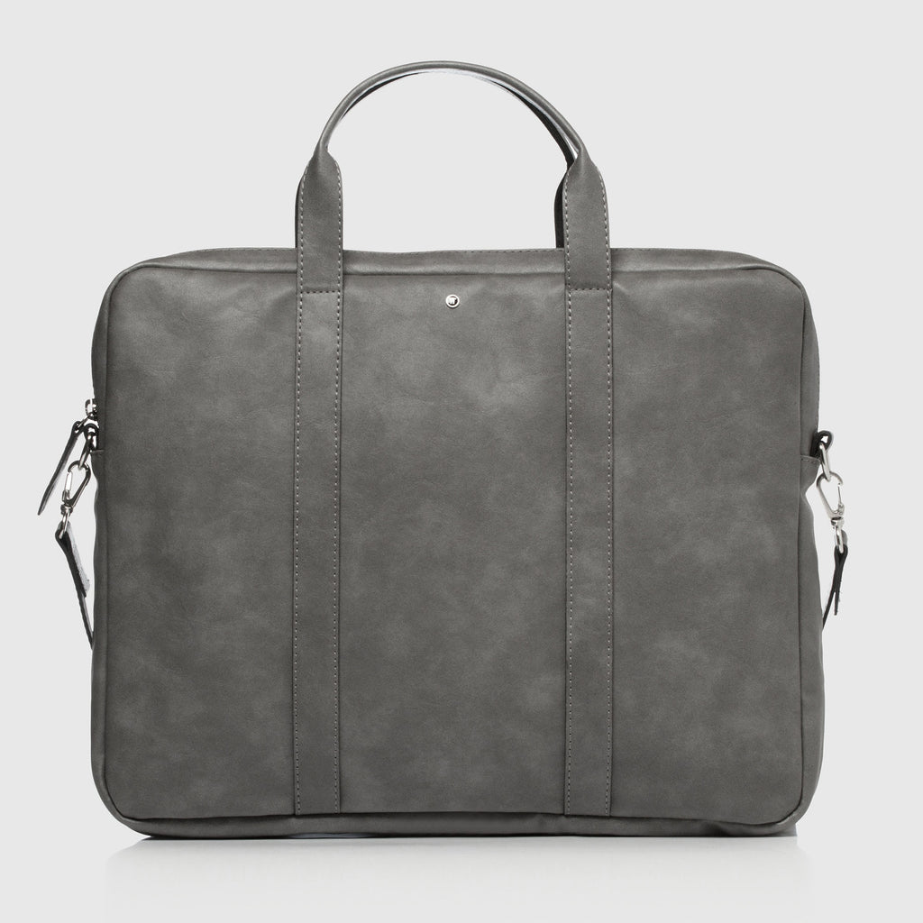 Document Briefcase Gris