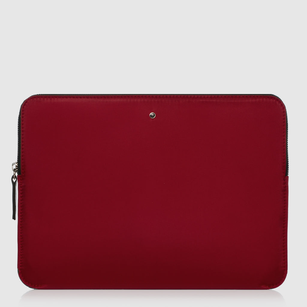 Nylon Sleeve Red para MacBook