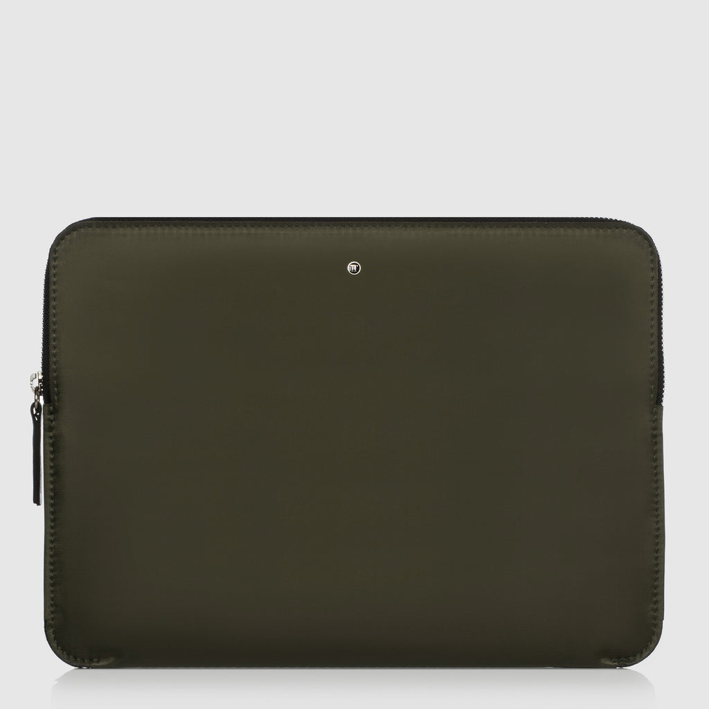 Nylon Sleeve Green para MacBook