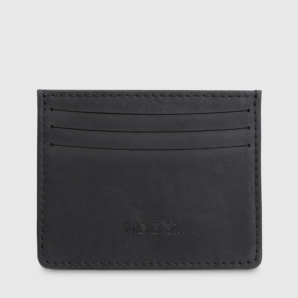 Quantum 6cc Card Case Black