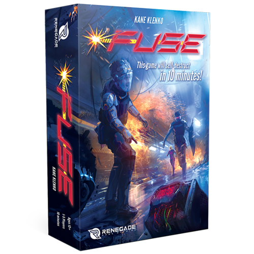 FUSE Card Game