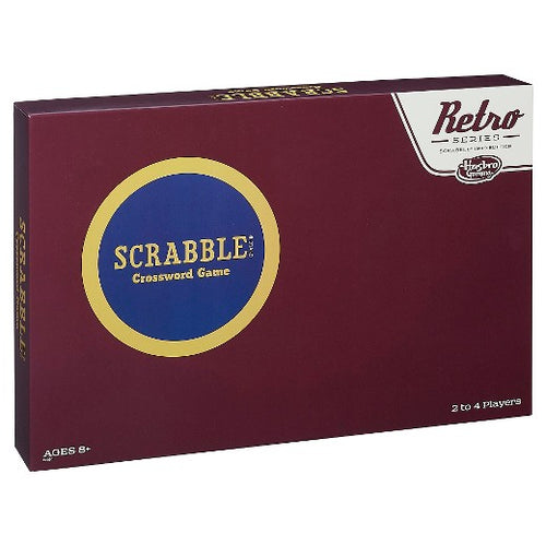 Scrabble Retro Board Game