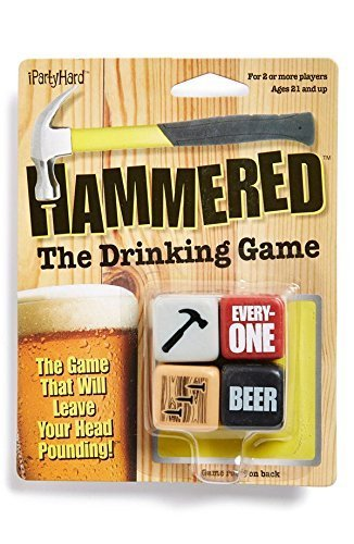 iPartyHard Hammered Dice Game
