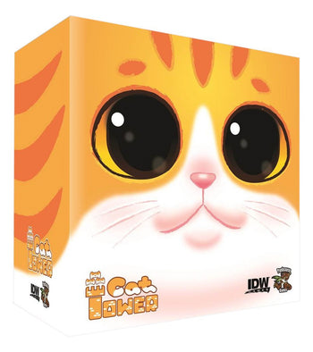 Cat Tower Card Game