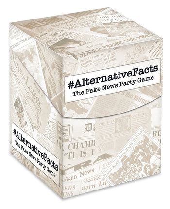 Alternative Facts Card Game