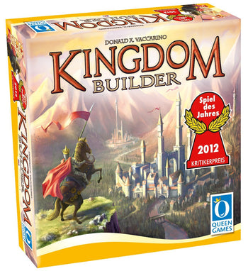 Kingdom Builder Board Game on BoardGames.com
