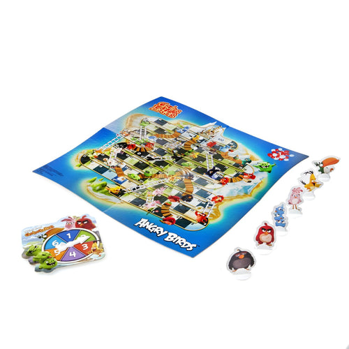 Angry Birds Chutes & Ladders Editon