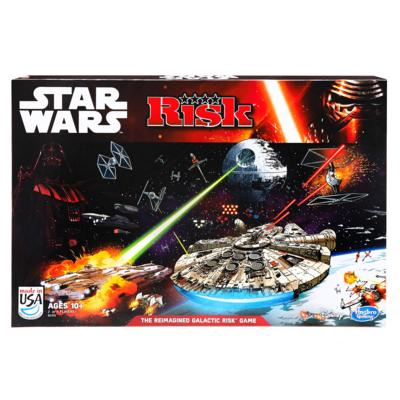 Star Wars: The Force Awakens Risk Game