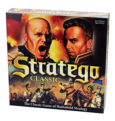 Stratego Classic Board Game