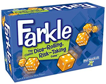 Farkle Dice Game