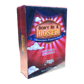Don't Be A Loser Shenanigans Expansion Pack