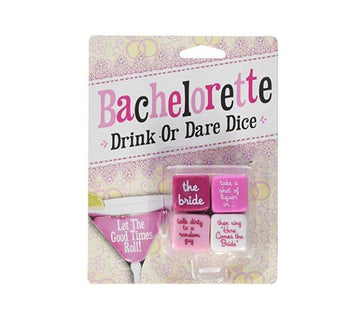 Bachelorette Drink or Dare Dice