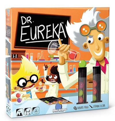 Dr. Eureka Speed Logic Game
