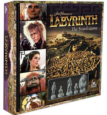Labyrinth: The Board Game