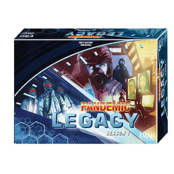 Pandemic Legacy Season 1 Blue