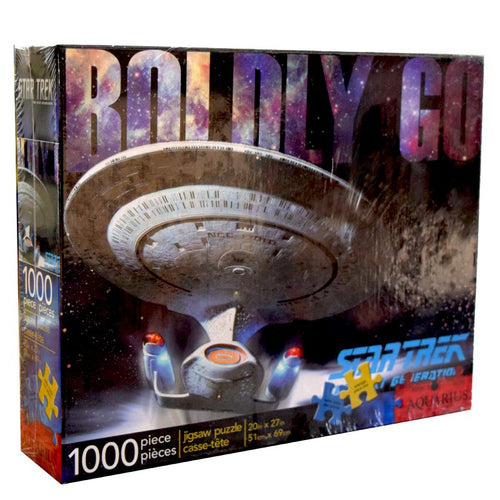 Star Trek: The Next Generation 1000 Piece Puzzle
