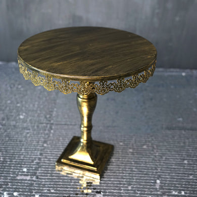 Cake Stands - Metal Vintage look