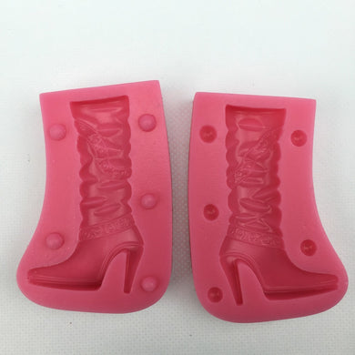 Silicone Ladies Boot Mould