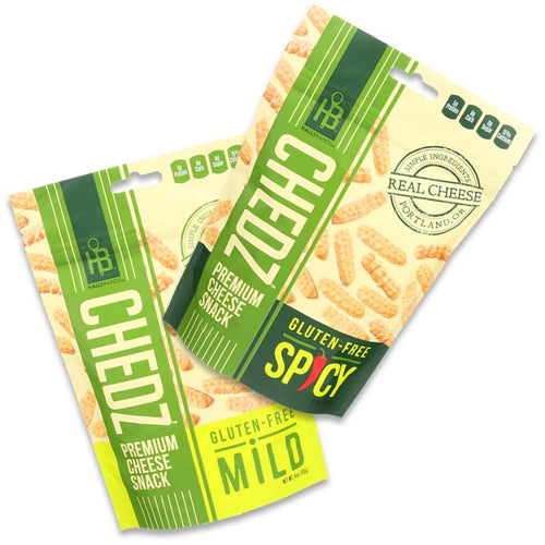 CHEDZ 2 Pack Assortment by Hall Foods, 8 oz.