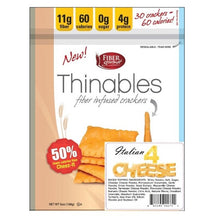 Thinables Crackers by Fiber Gourmet, 6 oz.