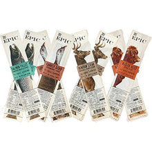 Meat Strips 8 Pack Assortment by EPIC, 6.4 oz.