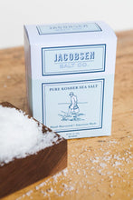 Hand Harvested Pure Kosher Sea Salt by Jacobsen Salt, 16 oz.